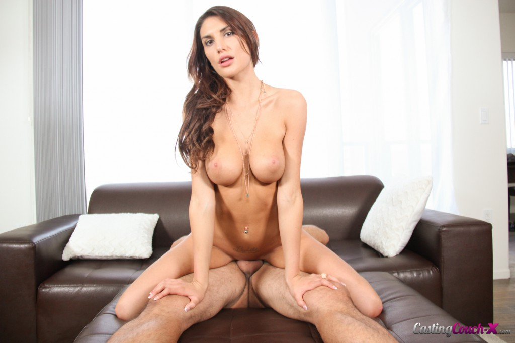 august ames casting