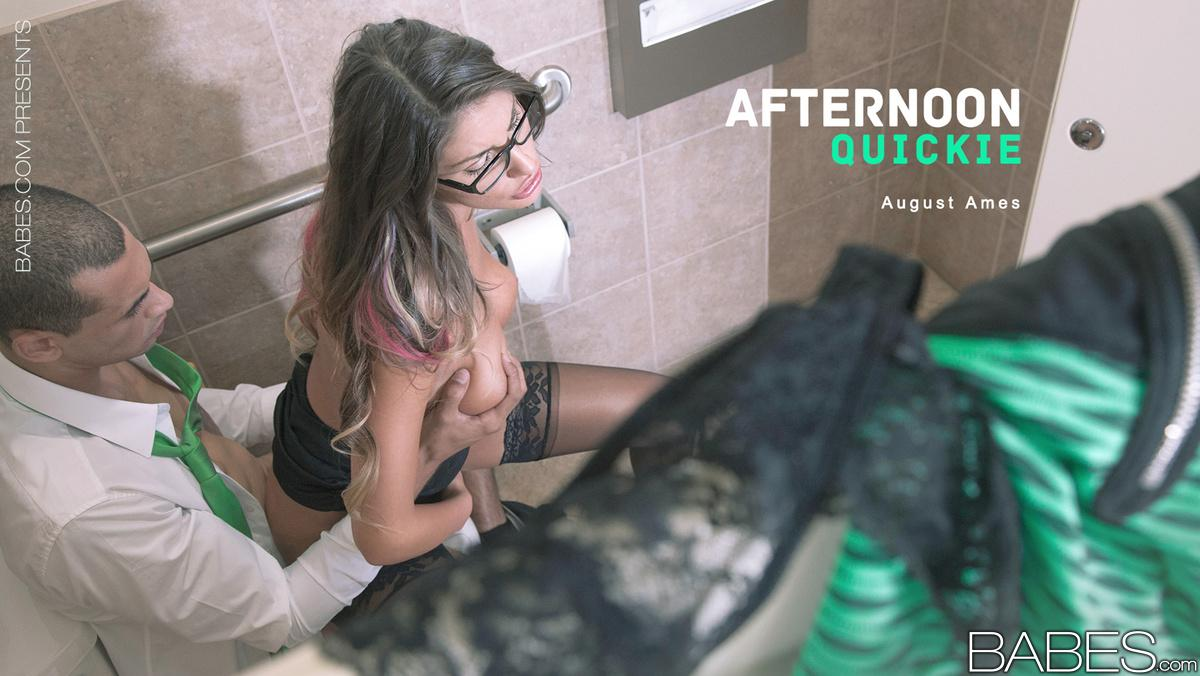 August Ames Afternoon Quickie